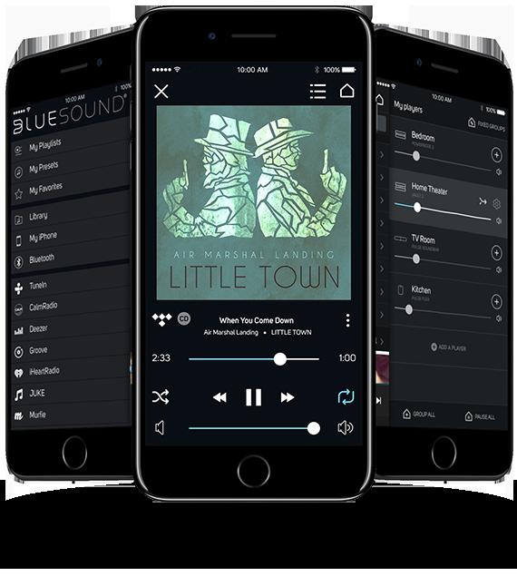 BluOS - bezprzewodowe hi-fi