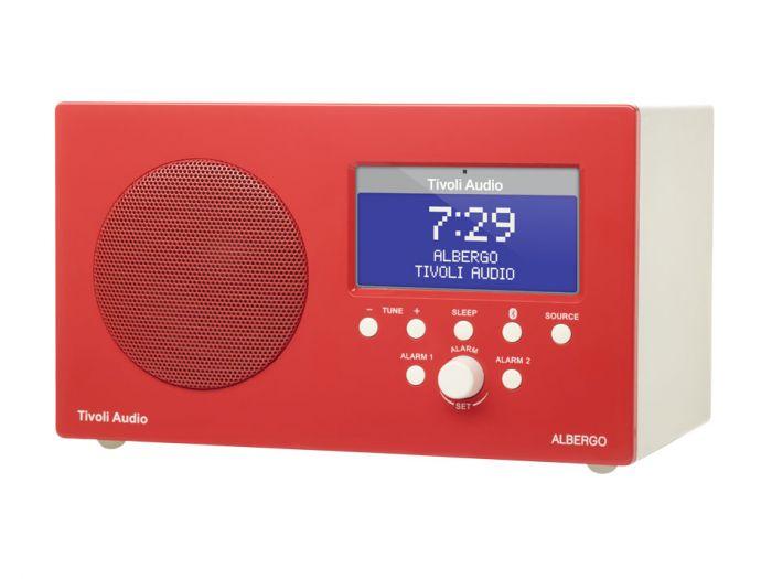 Tivoli Audio TIVOLI AUDIO ALBERGO + obudowa gratis
