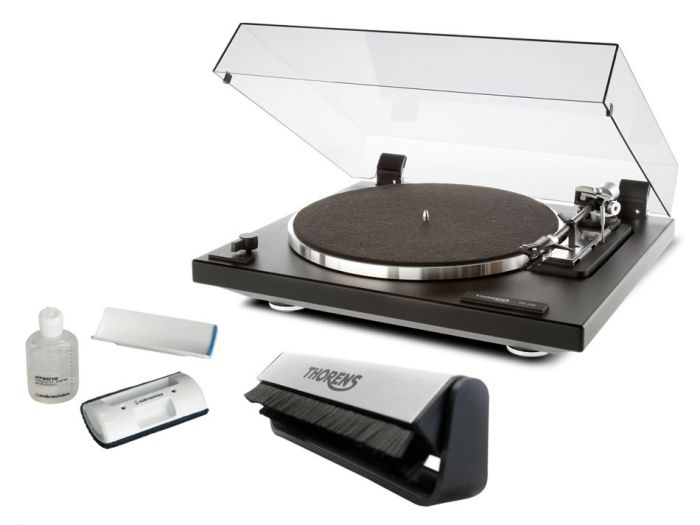 Thorens TD235 + AT6012 + SZCZOTKA THORENS