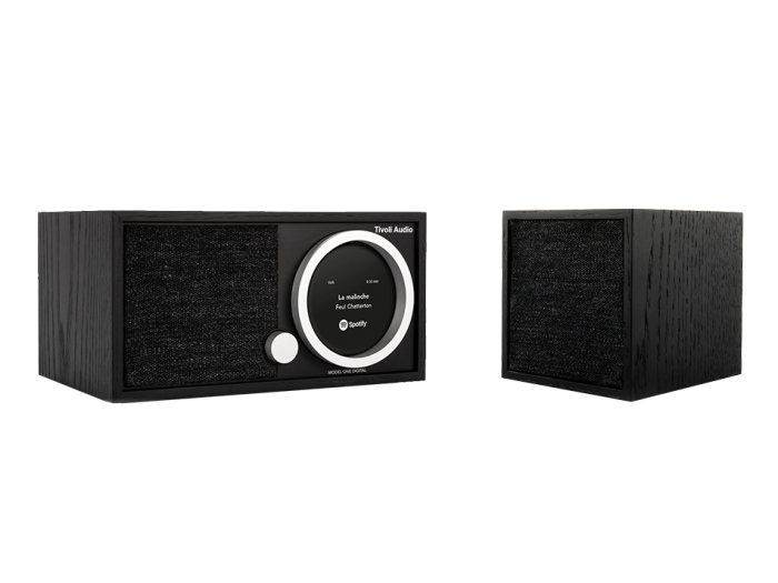 Model One Digital + Art Speaker