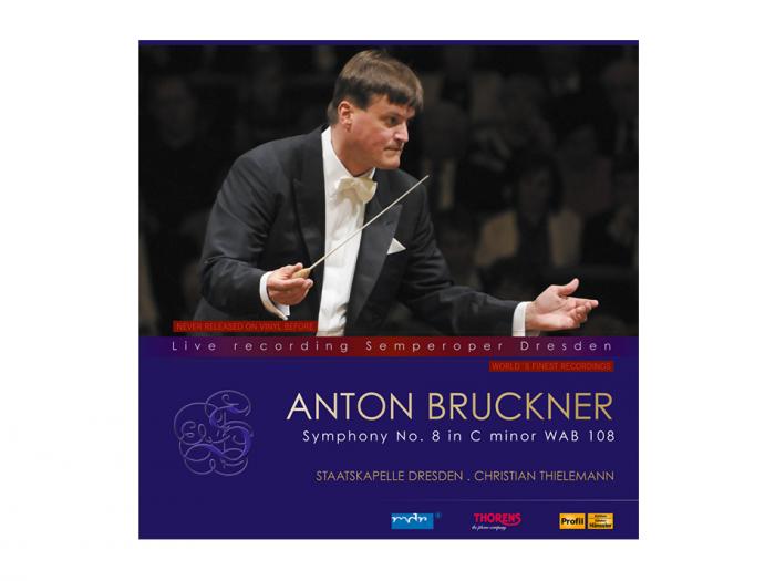Thorens Anton Bruckner (1824-1896) Symfonia nr 8