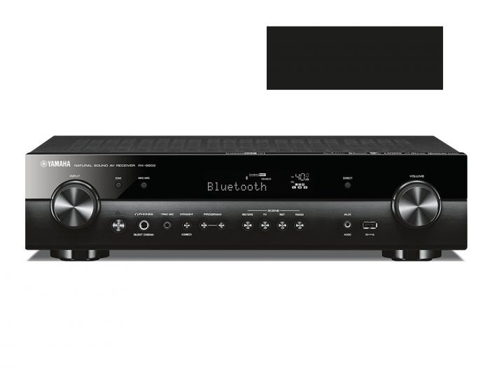 yamaha musiccast rx s602 audio klan. Black Bedroom Furniture Sets. Home Design Ideas