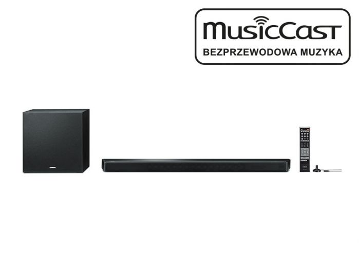 yamaha musiccast ysp 2700 audio klan. Black Bedroom Furniture Sets. Home Design Ideas