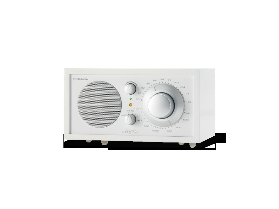 Tivoli Audio Model One Frost White