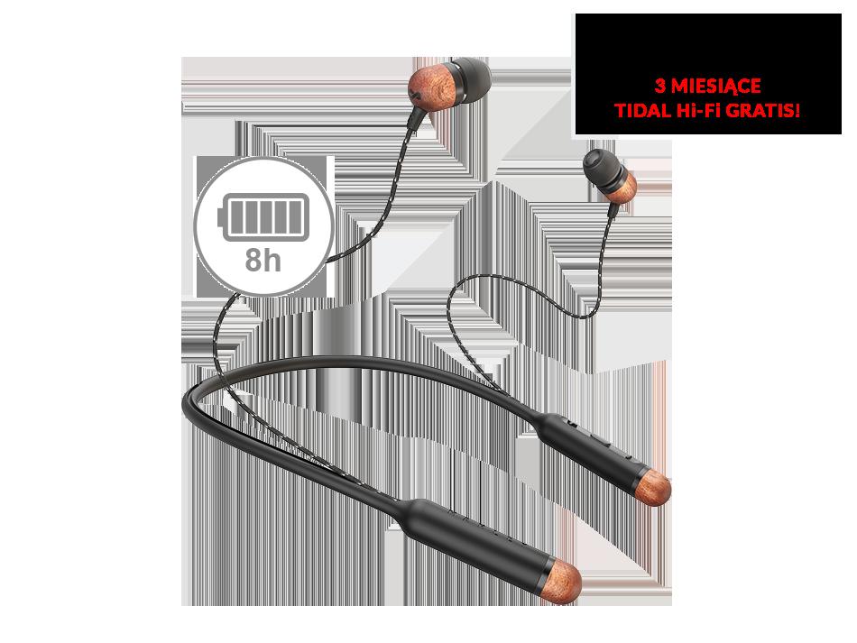 Smile Jamaica Wireless black (EM-JE083-SB)