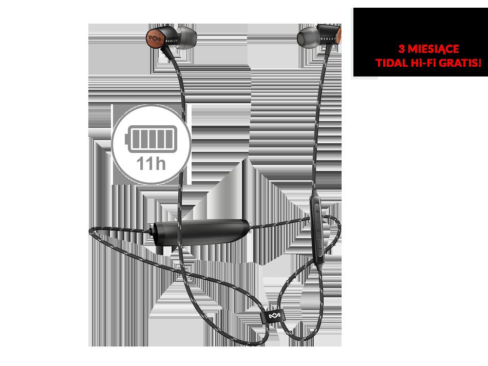 Uplift BT black (EM-JE103-SB)