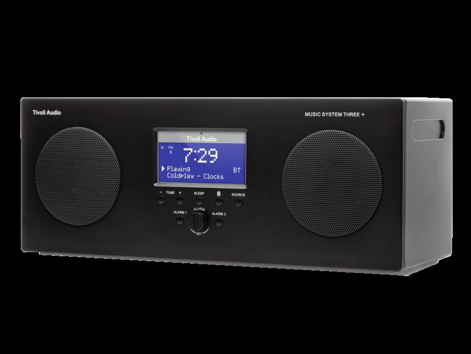 Tivoli Audio Music System Three+
