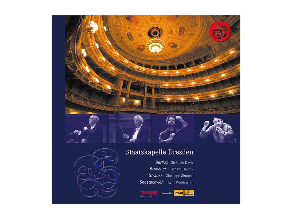 Thorens Staatskapelle Dresden Berlioz, Bruckner, Strauss and Shostakovich