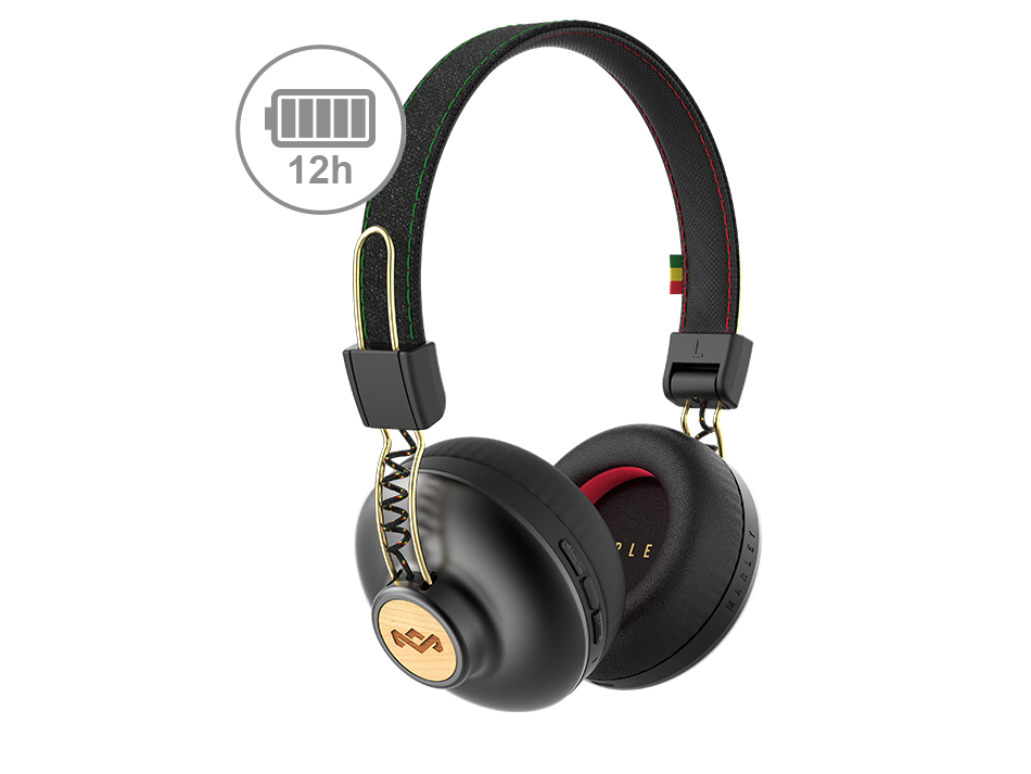 Positive Vibration 2 Wireless rasta (EM-JH133-RA)