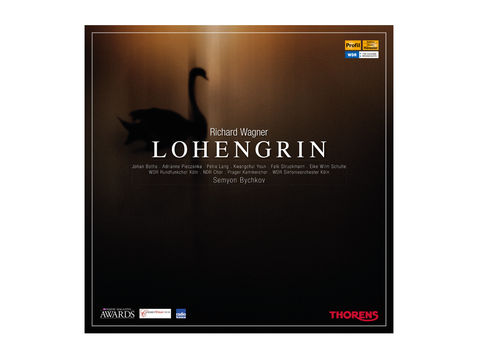 Thorens Richard Wagner - Lohengrin