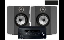 MusicCast PianoCraft MCR-N470D + B&W 606