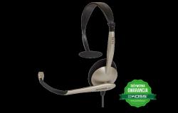 Słuchawki nauszne z mikrofonem KOSS CS95