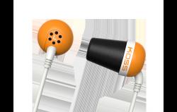 The Plug pomarańczowy