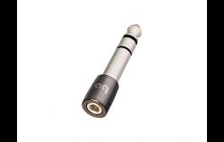AUDIOQUEST adapter jack 3,5 - 6,35 mm