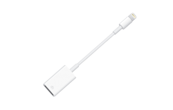 Apple przejściówka ze złącza lightning na złącze USB