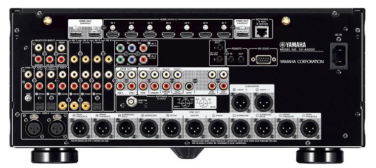 MusicCast CX-A5200