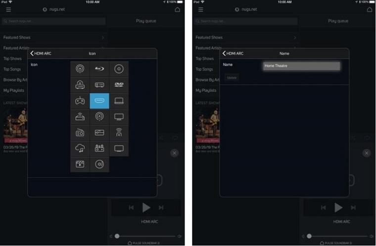 BluOS - nowe funkcje
