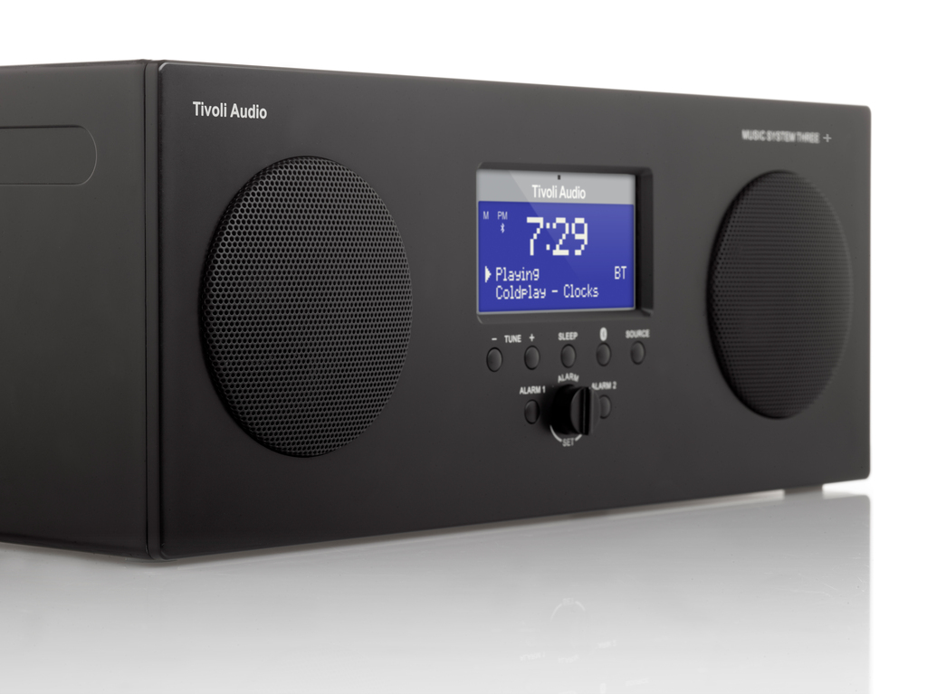 tivoli audio music system three + lifestyle picture