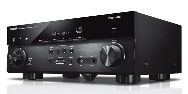 Yamaha MusicCast RX-A680