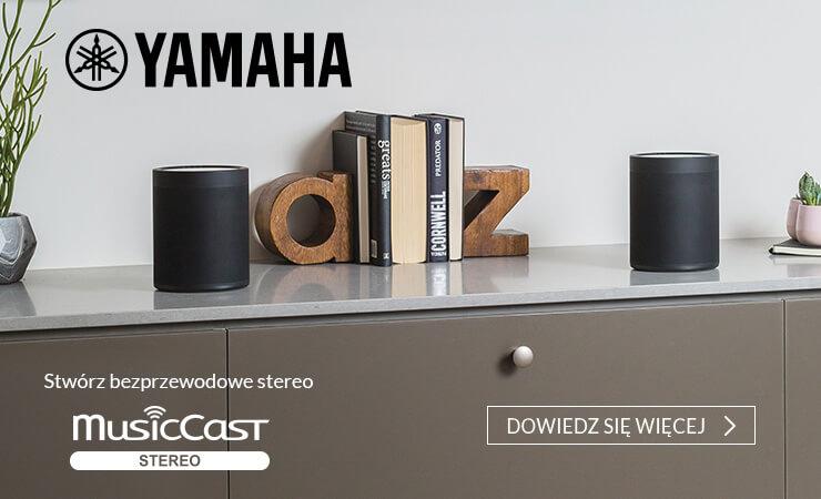 Yamaha MusicCast Stereo